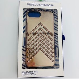 Rebecca Minkoff Star-Studded Case IPhone 7/8 Plus